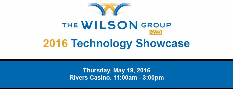 2016 Technology Showcase – Come see us!