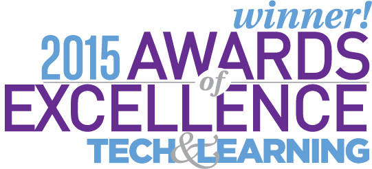 Tech & Learning Announces 2015 Awards of Excellence Winners