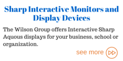 Interactive Monitors and Display Devices