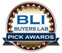 Sharp Earns BLI Outstanding Achievement Award Plus Six Pick Awards For New Color Product Line