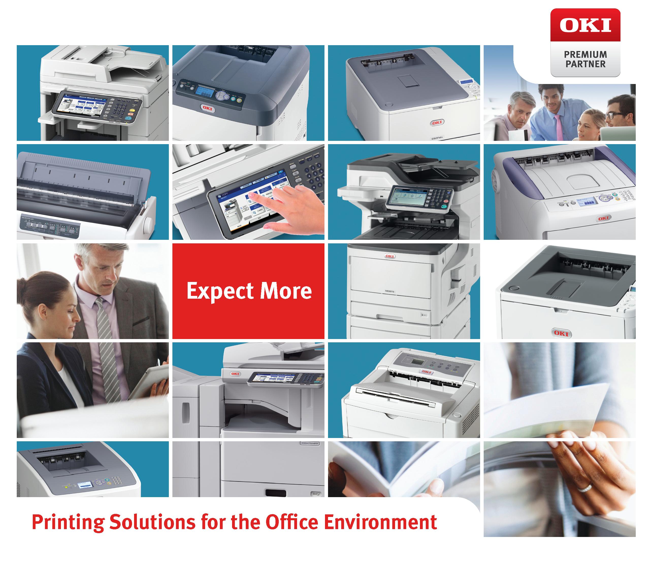 OKI MFPs & Printers