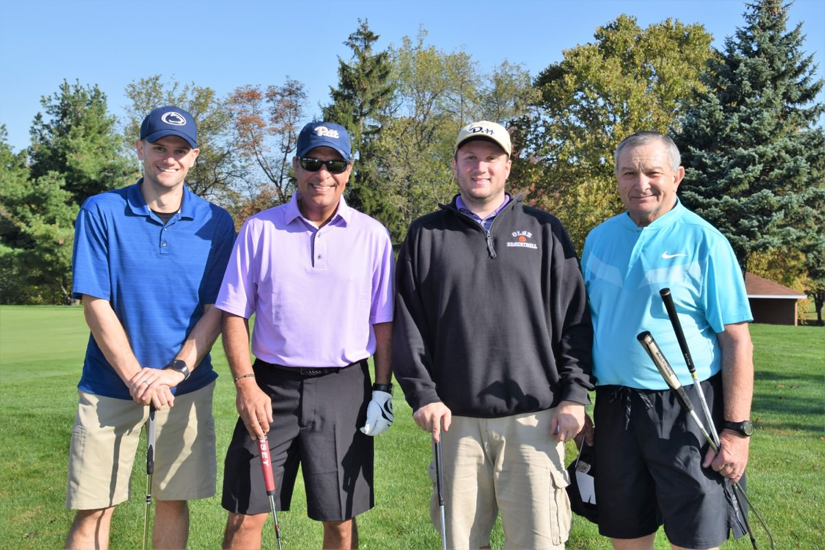Kyle Wilson Scholarship golf outing