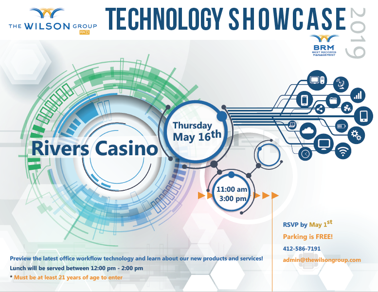 Register for The Wilson Group Technology Showcase 2019