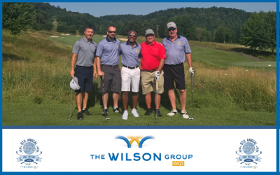 The Wilson Group's 5th Annual Customer Appreciation Golf Outing