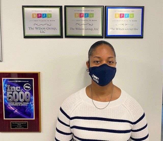 Unsung Hero Award 2020  – Ebony Pearson