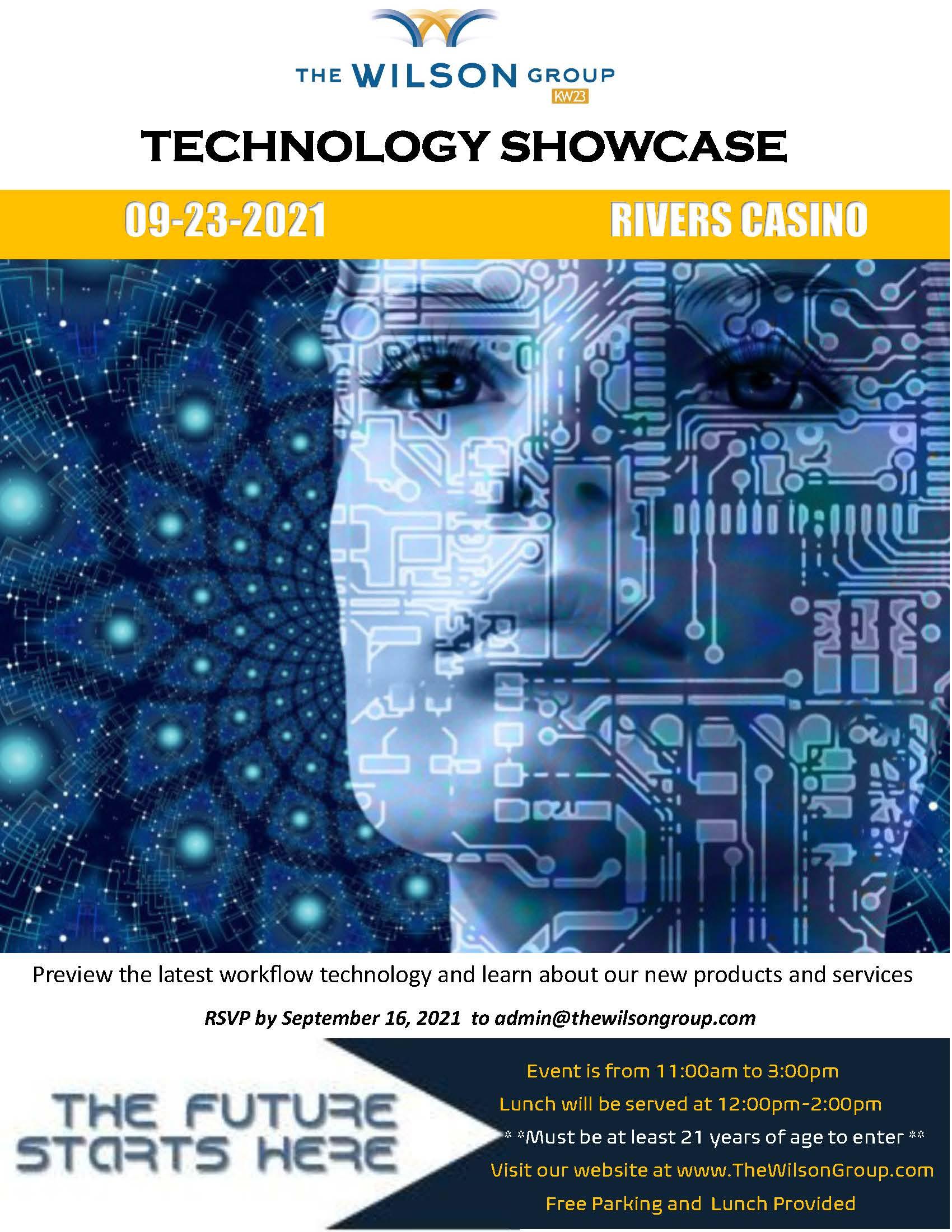 TWG tech show 2021